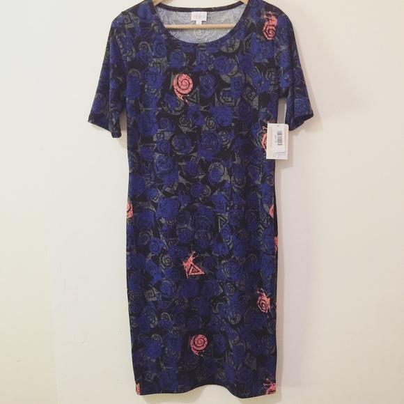 LuLaRoe Dresses & Skirts - NWT LuLaRoe medium Julia dress